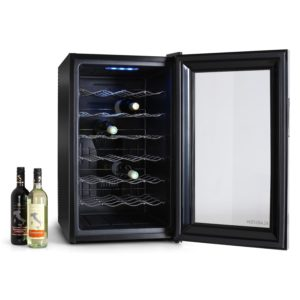 Klarstein MKS-2 • Weinkühlschrank • Getränkekühlschrank • 70 Liter • 28 Flaschen • 6 Regaleinschübe PLATZ 5