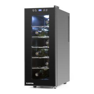 Klarstein Vinamora • Weinkühlschrank • Getränkekühlschrank • Gastro-Kühlschrank • 35 Liter PLATZ 3