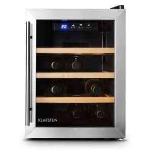 Klarstein Reserva 12 Uno • Weinkühlschrank • 33 Liter Volumen • 12 Weinflaschen